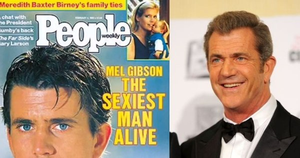 Veja como estão os homens que já foram eleitos os mais sexy do ...