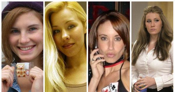 Bonitas? Elas são assassinas! Essas mulheres cometeram crimes ...