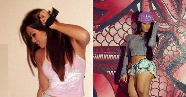 Ex- Fazenda de Verão, Natália Inoue já foi magrinha; veja antes e ...