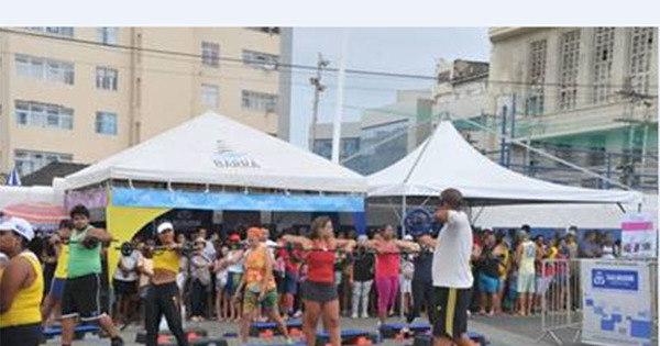 Ruas de Lazer garante diversão nos bairros de Pernambués e ...