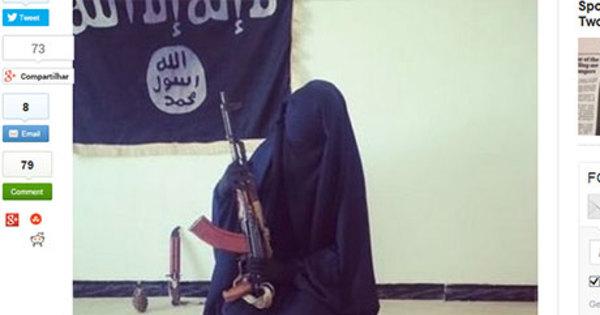 Britânicas do Estado Islâmico estão mantendo mulheres como ...