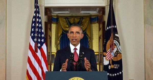 """EUA e Reino Unido trabalharão juntos para """"degradar e destruir ..."""