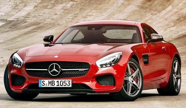 Novo Mercedes-Benz AMG GT tem brutais 510 cv e velocidade máxima de 310 km/h
