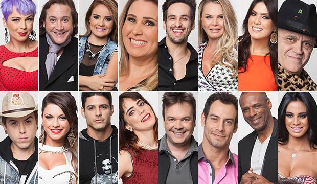 Veja quem são os 16 participantes da sétima edição