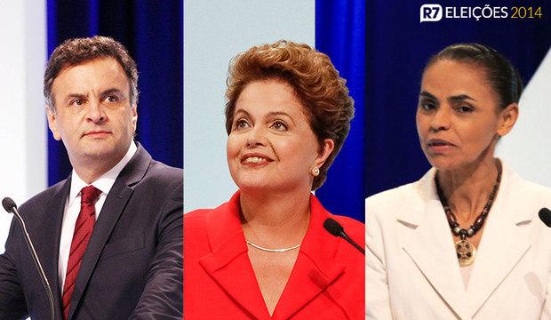 Frases de candidatos à Presidência viram lemas durante campanha eleitoral
