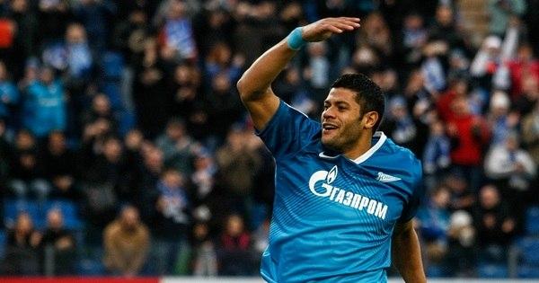 Hulk pode ter legião brasileira ao seu lado em clube russo - Fotos ...