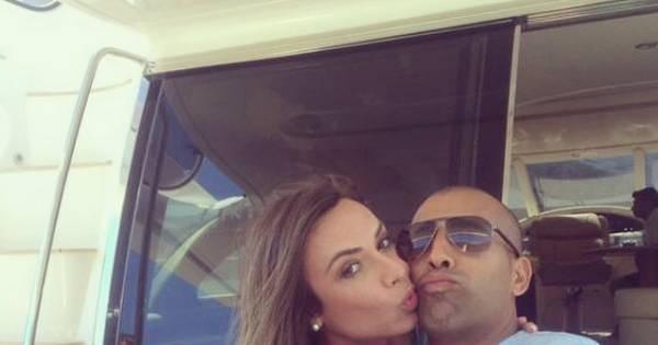 Nicole Bahls escancara namoro com Sheik nas redes sociais ...