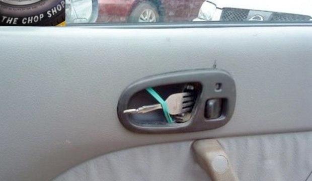 Veja algumas das piores gambiarras já preparadas em carros