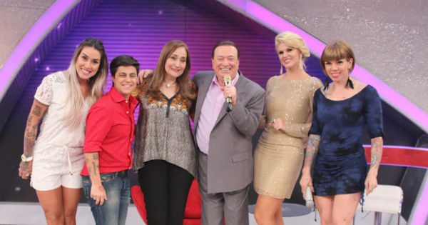 """Sonia Abrão assume solteirice em programa de TV: """"Pretendo ..."""