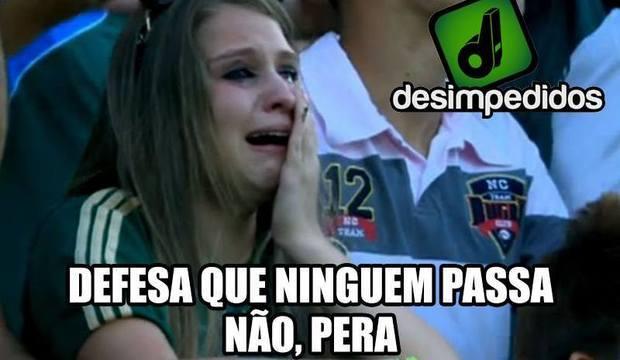 Árbitro de Corinthians x São Paulo e Palmeiras são alvos dos memes