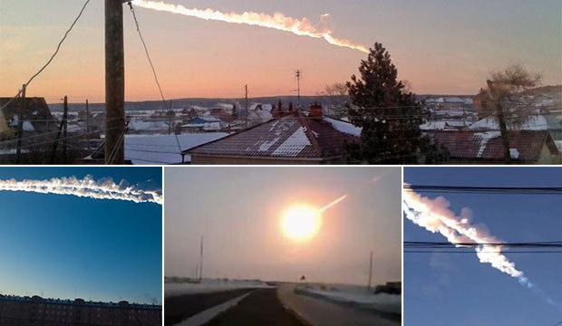 Cientistas desvendam mistério do meteoro que cruzou o céu da Rússia