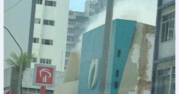 Incêndio atinge farmácia em bairro nobre de Salvador - Notícias ...