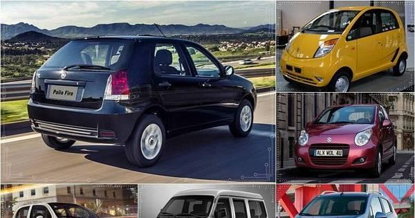 Preço de banana? Carros mais baratos do mundo custam a partir ...