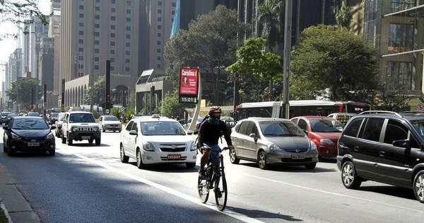 Para ciclistas, o maior problema de pedalar é a falta de respeito dos ...