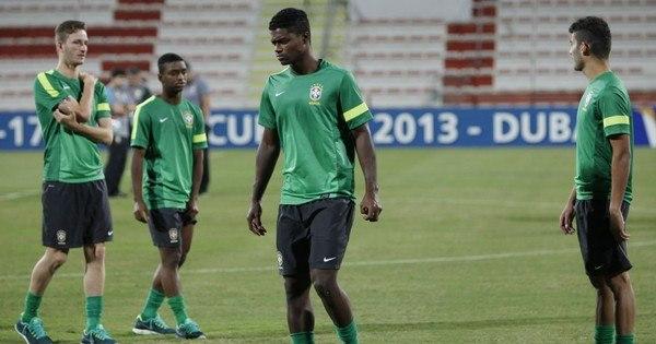 CBF anuncia amistosos da seleção olímpica contra Nigéria e África ...