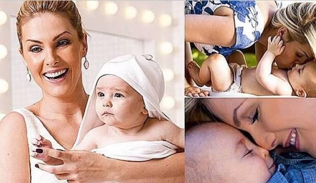 Júnior cresce rápido e mostra que sabe se comportar na ausência da mamãe