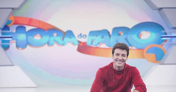 Conheça Rodrigo Faro, apresentador do Hora do Faro ...