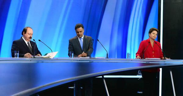Debate é marcado por polêmicas como corrupção na Petrobras ...