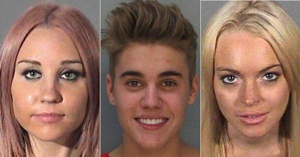 Amanda Bynes, Justin Bieber e Lindsay Lohan! Veja as estrelas ...
