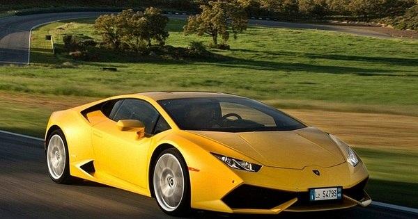 Com visual invocado e 610 cv de potência, Lamborghini Huracán ...
