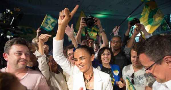 Agressiva e emocionada, Marina Silva chama Dilma de mentirosa ...