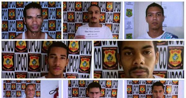 Nove presos fogem da Cadeia Pública de Cidade Ocidental ...
