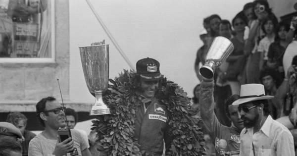 Bicampeonato de Emerson Fittipaldi faz 40 anos e família continua ...