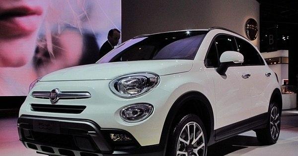 Fiat lança o aguardado 500X, crossover compacto que vai brigar ...