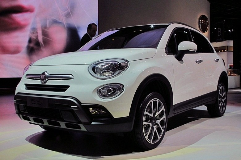 fiat 500x crossover dimensions specs price release date redesign. Black Bedroom Furniture Sets. Home Design Ideas
