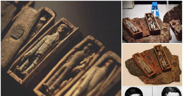Mistério dos caixões em miniatura assombra país e intriga cientistas ...