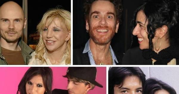 Estes músicos já formaram um casal e você nem imaginava - Fotos ...
