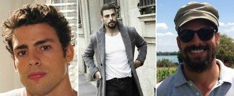 Vinte e cinco famosos provam que barba é sucesso garantido