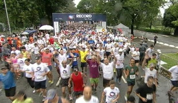 Veja os corredores da casa que vão participar da corrida em São Paulo