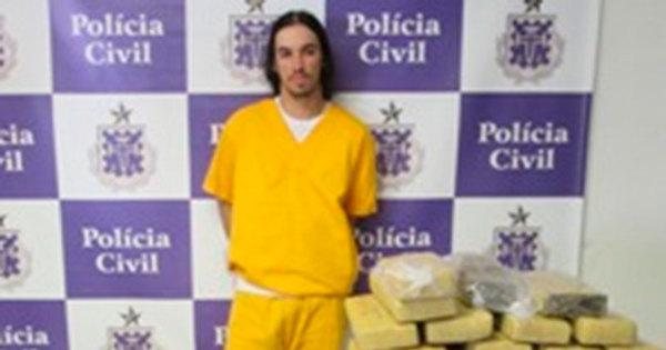 Polícia prende traficante e apreende mais de R$ 30 kg de drogas ...