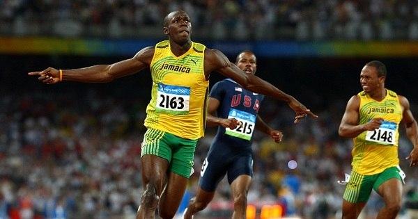 Bolt minimiza lesão e diz ser possível quebrar recorde dos 200m na ...