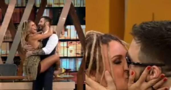 Mendigata e Rafinha Bastos têm momento romântico durante ...