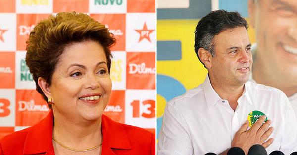 Datafolha mostra sobe e desce de Aécio e Dilma no Sudeste ...
