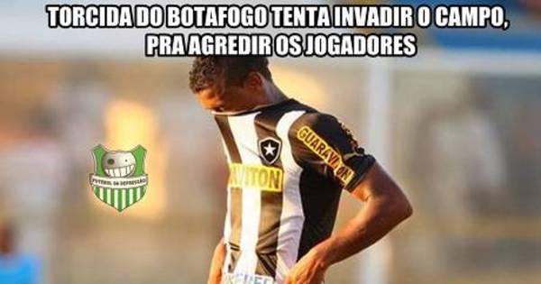 Botafogo leva de cinco do Santos e vira alvo dos memes - Fotos ...