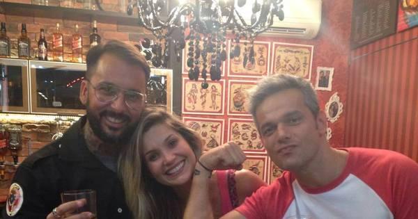 Exagero? Flávia Alessandra e Otaviano Costa fazem 12 tatuagens ...