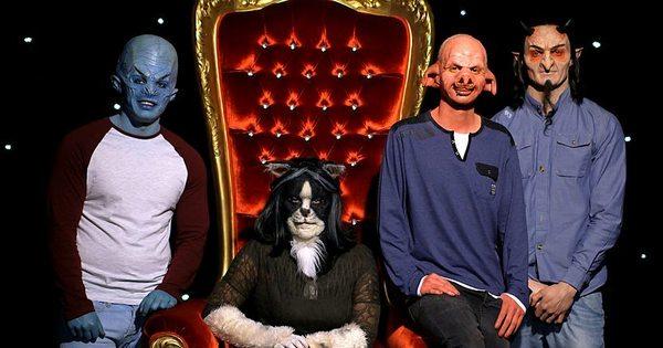 Os monstros também amam! Reality show tenta arrumar encontros ...