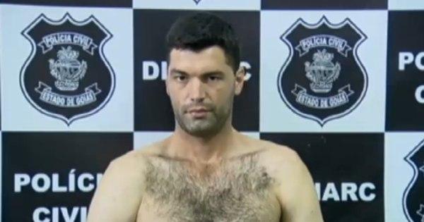 Na prisão, serial killer de Goiânia revelou que está com vontade de ...