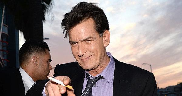 Charlie Sheen vai revelar em programa de televisão que é HIV ...