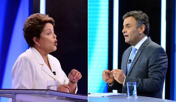 Veja os bastidores do debate entre os candidatos à Presidência na Record