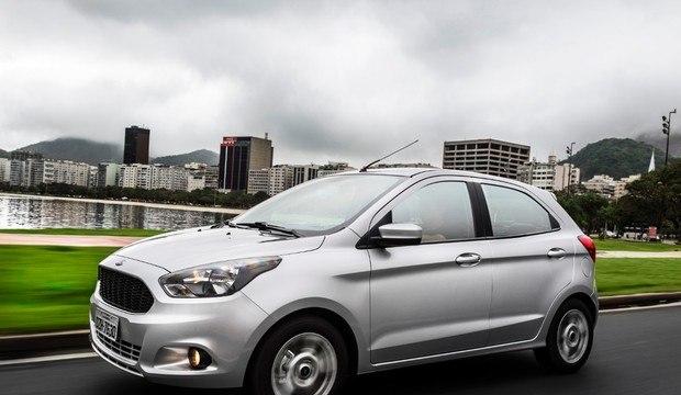 Aceleramos: novo Ford Ka com motor 1.5 de 110 cv entrega diversão