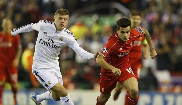 Real Madrid passeia em cima do Liverpool com show de Cristiano Ronaldo