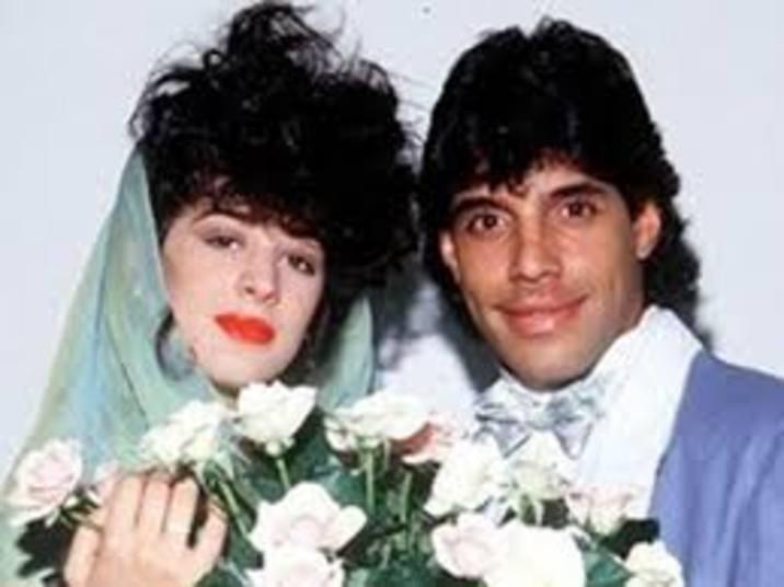 Claudia Raia e Alexandre Frota já foram casados. Sim, eles também adotaram o visual dos sertanejos