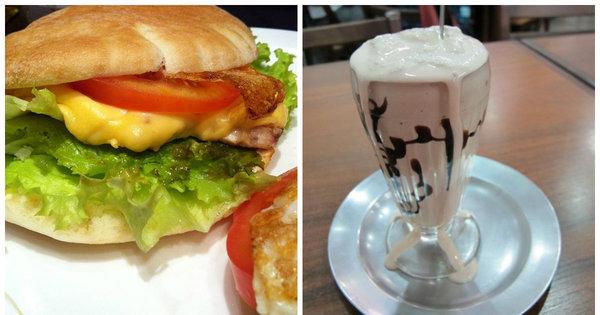 Rango ogro da semana: peça um milk-shake pra acompanhar o ...