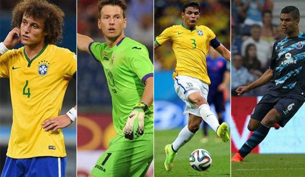Confira os 23 convocados de Dunga para amistosos contra Turquia e Áustria