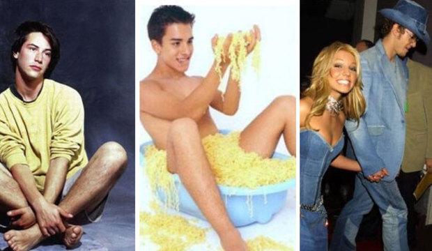 Descubra quais as fotos que as celebridades querem esquecer que tiraram