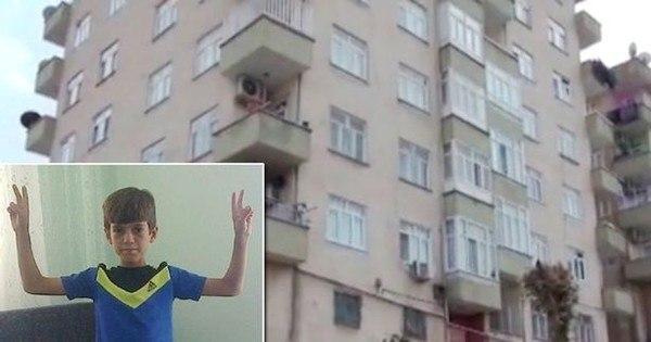 Menino morre após bode que ia ser sacrificado pular de prédio e ...